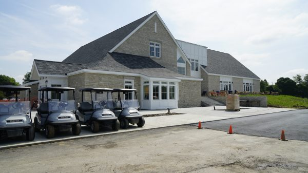 Brookshire Golf Clubhouse Rear