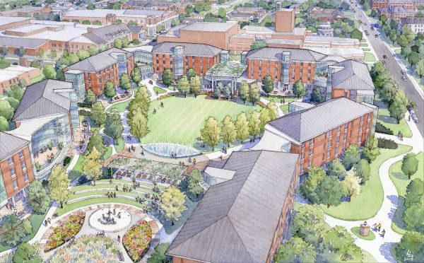 DePauw University Campus Housing Master Plan